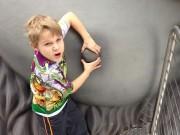 Tranh vui - Cười nghiêng ngả với hình ảnh siêu hài của các nhóc