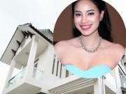 Đời sống Showbiz - Choáng với nhà của Phạm Hương tại Sài Gòn và ở quê