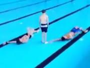 Video Clip Cười - Clip: Cách an toàn dành cho người mới tập bơi