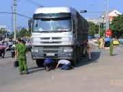 Tin tức trong ngày - Đà Nẵng: Va chạm với xe tải, hai thanh niên chết thảm