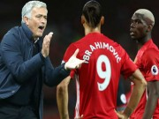 Bóng đá - MU - Mourinho thua liểng xiểng vì… lười chạy
