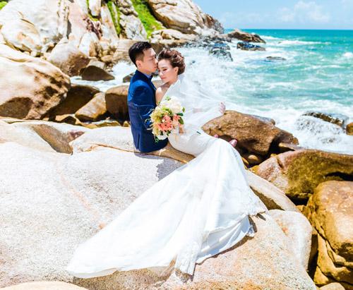 Ảnh cưới lãng mạn của cặp đôi thân nhau từ thuở cấp hai - 6