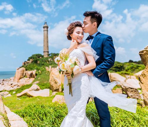 Ảnh cưới lãng mạn của cặp đôi thân nhau từ thuở cấp hai - 7