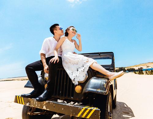 Ảnh cưới lãng mạn của cặp đôi thân nhau từ thuở cấp hai - 11