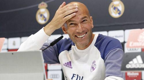 Real thành công không ngừng: Zidane ăn may hay tài ba