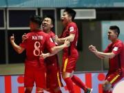 Bóng đá - ĐT Futsal Việt Nam – Nga: Thử thách lớn trước số 3 thế giới