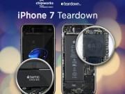 """Dế sắp ra lò - """"Giải phẫu"""" Apple iPhone 7, hé lộ bí mật về chip A10"""