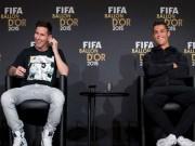 Bóng đá - Quả bóng Vàng ra luật mới: Ronaldo, Messi khó thống trị