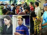"""Ca nhạc - MTV - Nơi viếng ca sĩ Minh Thuận """"ngập trong biển người"""""""