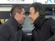"""Bóng đá - Barca đấu Atletico: Khi Simeone bị Enrique """"át vía"""""""