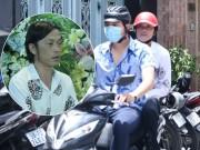 Ca nhạc - MTV - Hoài Linh đi xe máy lặng lẽ đến viếng ca sĩ Minh Thuận