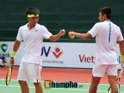 Thể thao - Hoàng Nam - Hoàng Thiên lại thắng sốc ở giải Việt Nam