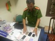 Thị trường - Tiêu dùng - Cảnh sát phát hiện lô iPhone 7 không rõ xuất xứ
