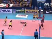 Thể thao - Việt Nam - Hàn Quốc: Bừng tỉnh đúng lúc (Bóng chuyền nữ châu Á)
