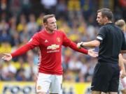 """Bóng đá - MU - Mourinho: Hãy """"trảm"""" Rooney, đá 4-3-3!"""