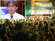 Ca nhạc - MTV - Ngộp thở với đám đông chờ đêm nhạc tiễn đưa Minh Thuận