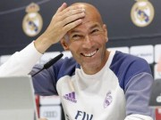 Bóng đá - Real thành công không ngừng: Zidane ăn may hay tài ba