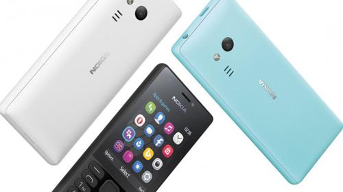 Điện thoại giá rẻ Nokia 216 chính thức ra mắt