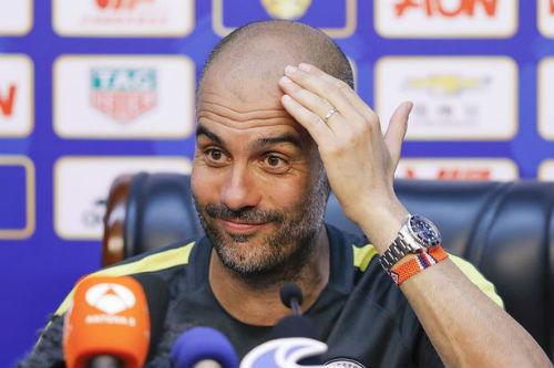 Man City: Toàn thắng 8 trận, Guardilola bỗng muốn thua