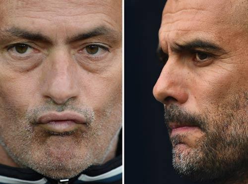 """Mourinho – Guardiola và hai """"phong cách"""" ghét cầu thủ"""