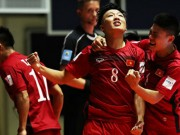 Bóng đá - Chi tiết Futsal Việt Nam - Nga: Chênh lệch trình độ (KT)