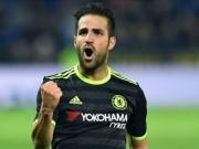 Bóng đá - Chelsea: Fabregas tỏa sáng, Conte chưa hứa trọng dụng