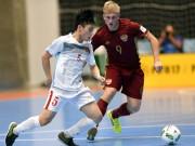 """Bóng đá - Futsal Việt Nam - Nga: Không có thêm """"địa chấn"""""""