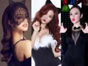 Thời trang - Hóa miêu nữ, mỹ nhân Việt ai gợi cảm hơn?