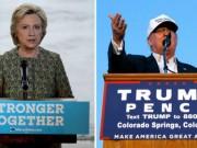 """Tài chính - Bất động sản - Ông Trump, bà Clinton """"hại"""" kinh tế Mỹ"""