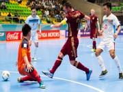 Bóng đá - Thua đậm Nga, ĐT futsal VN không việc gì phải buồn