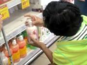 Thị trường - Tiêu dùng - Nhiều sản phẩm nước rửa tay ở VN chứa chất nguy hiểm