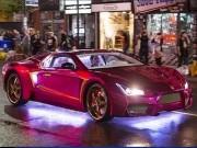 """Phim - Clip cận cảnh siêu xe Lamborghini trong """"Biệt đội cảm tử"""""""