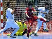 Bóng đá - 'Cậu út' Futsal ngồi mâm trên