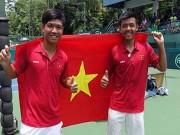 Thể thao - Hoàng Nam - Hoàng Thiên đả bại cặp đôi số 1 giải Việt Nam