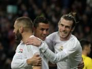 Bóng đá - Chi tiết Real Madrid - Villarreal: Chiến đấu kiên cường (KT)