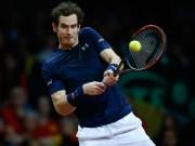 Thể thao - Tin thể thao HOT 21/9: Murray nén đau dự trận đấu từ thiện
