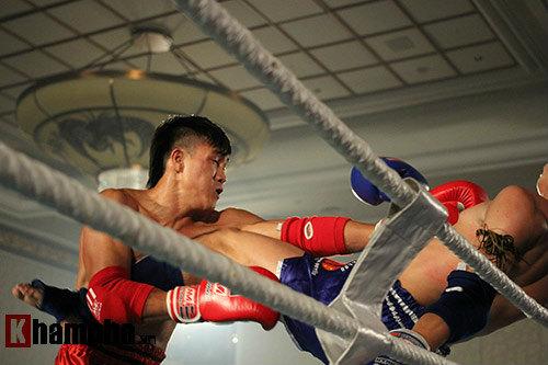 """""""Độc cô cầu bại"""" Muay Thái muốn chói sáng ở Đại hội châu Á"""