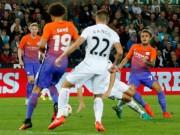 Bóng đá - Swansea – Man City: Cảm hứng bất tận