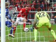 Bóng đá - Bayern Munich - Hertha Berlin: Đau khổ vì tiki-taka