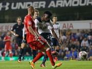 Bóng đá - Tottenham - Gillingham: Hiệp 2 bùng nổ