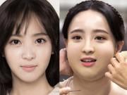 Phim - Màn hô biến mỹ nữ thành nàng béo mũm mĩm trong phim Hàn