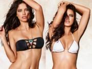 Làm đẹp - Hãy quyến rũ chàng bằng vòng eo thon gọn như Adriana Lima