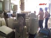 Video An ninh - Thâm nhập kho tập kết điện máy thải về TP.HCM
