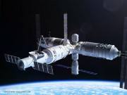 Thế giới - Trạm vũ trụ TQ mất kiểm soát, sắp đâm xuống Trái đất