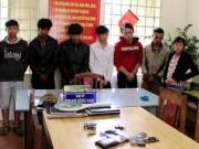 """An ninh Xã hội - Bắt """"tập đoàn"""" đòi nợ thuê hung hãn ở Lâm Đồng"""