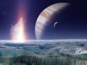 Thế giới - Sắp công bố phát hiện chấn động về Mặt trăng Europa