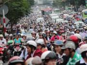 """Thế giới - Báo Anh: Lái xe ở Việt Nam còn """"hơn cả ác mộng"""""""