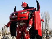 """Tin tức ô tô - Tận mắt ô tô """"hô biến"""" thành robot trong tích tắc"""