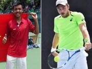 """Thể thao - Tennis F5 Việt Nam: Hoàng Nam bất ngờ """"bắn hạ"""" nhà vô địch"""