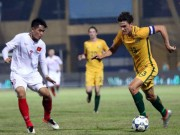 Bóng đá - Chi tiết U19 Việt Nam - U19 Úc: Kết cục an bài (KT)